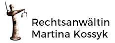 Rechtsanwältin Martina Kossyk